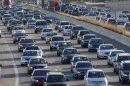 Traffic congestion 2012 report