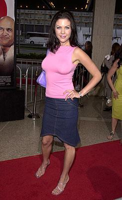 Christa Campbell at the LA premiere of MGM's What's The Worst That Could Happen