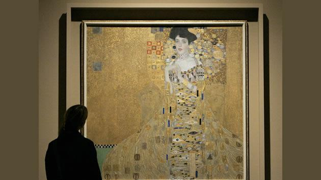"""Adele Bloch-Bauer I"" by Gustav Klimt, sold for $135 million 2006."
