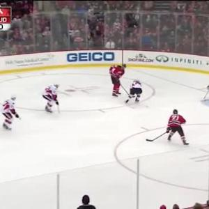 Craig Anderson Save on Scott Gomez (07:10/3rd)