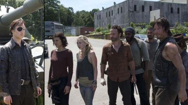 'The Walking Dead' Season 4, Episode 8 -- 'Too Far Gone' -- AMC