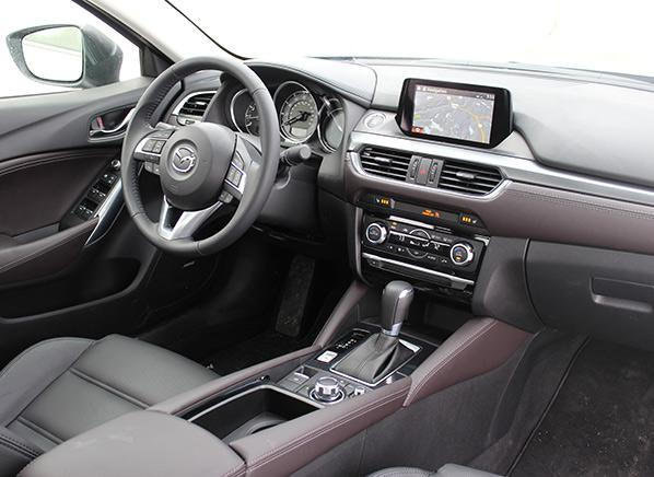 Updated 2016 Mazda6 remains fun, but limited