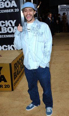 Clifton Collins Jr. at the Hollywood premiere of MGM's Rocky Balboa