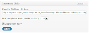 Understanding and Customising the WordPress Dashboard image incoming links 002