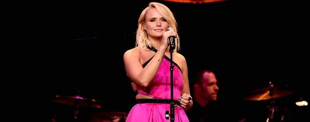 Miranda Lambert rocks controversial divorce song