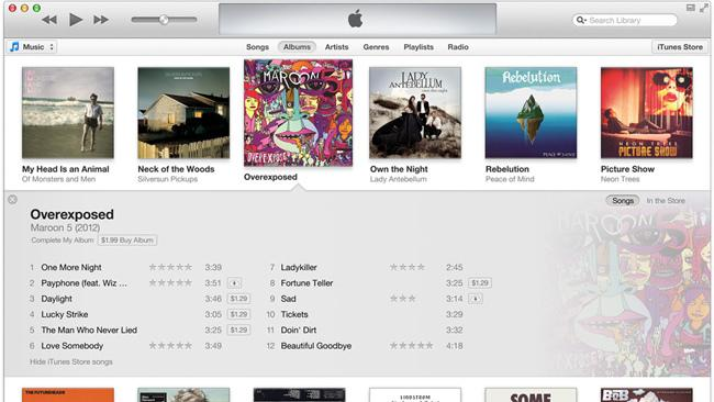 iTunes 11 now available for OS X and Windows