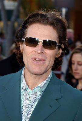 Willem Dafoe at the LA premiere of Columbia Pictures' Spider-Man