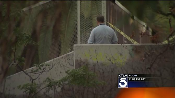 Transient Found Blugeoned to Death in Popular Area in Highland Park