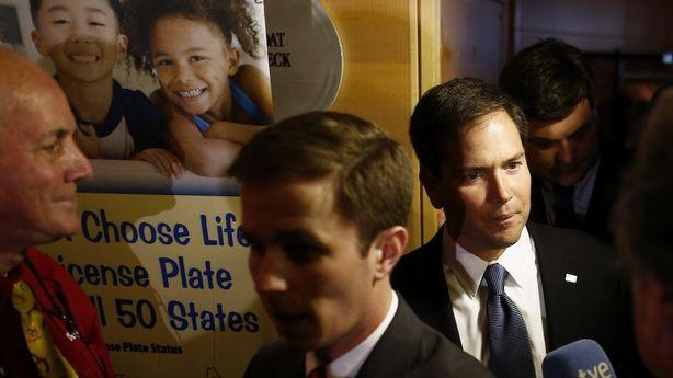 Marco Rubio Will Make Up for Immigration with Abortion