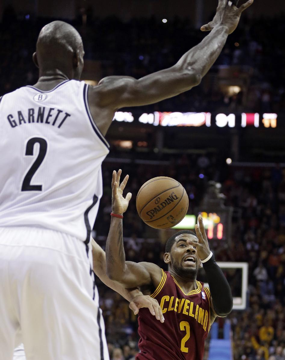 Bynum returns in Cavs' 98-94 win over Nets
