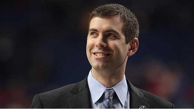 Brad Stevens hiring as Celtics' coach an 'absolute stunner'