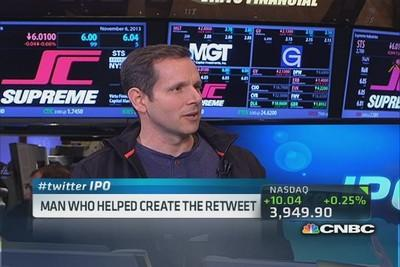 Twitter changes the way we interact: CEO