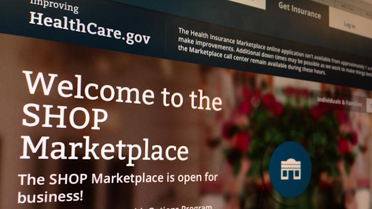 Latest health law delay: small business website