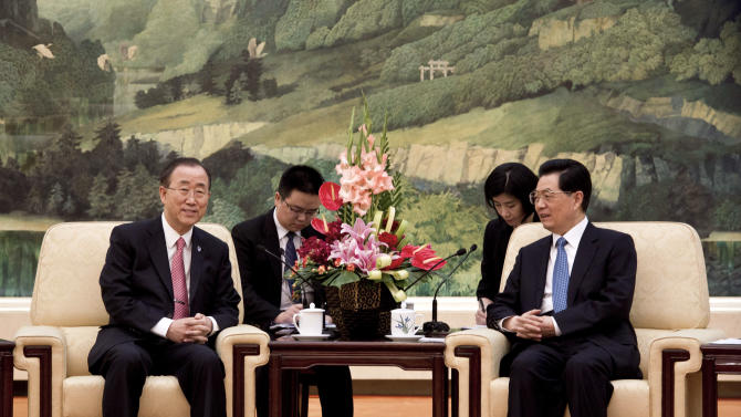 China touts relations with Africa amid grumbling