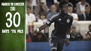 30 days 'til MLS: Can Sporting replace Kamara's goals?