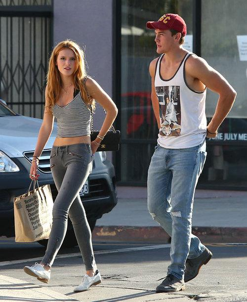 Hot Spots: Where Disney Star Bella Thorne Buys Basics on Melrose Ave
