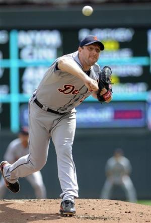 Cabrera hits 30th homer as Tigers beat Twins 5-1