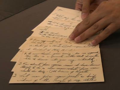 MLK's Fmr. Secretary to Sell Historic Documents