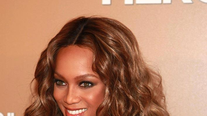 Tyra Banks attends CNN Heroes: An All-Star Tribute, a live global broadcast honoring everyday heroes, at the American Museum of Natural History.