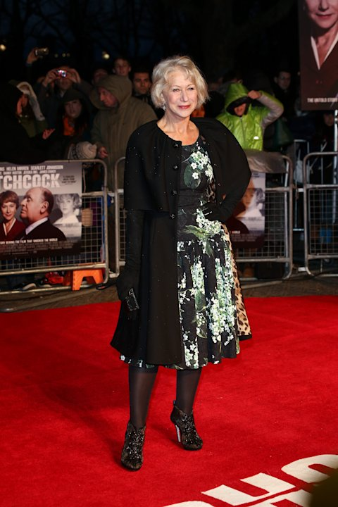Hitchcock - UK Premiere - Red Carpet Arrivals