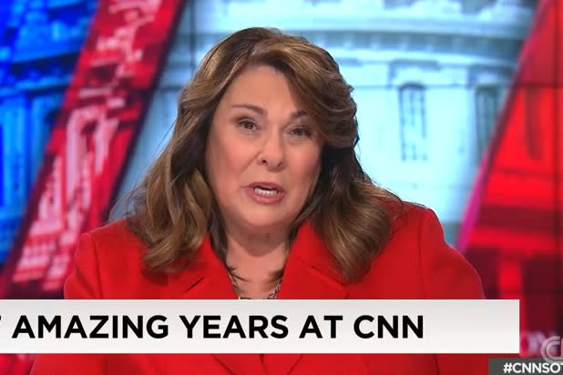 CNN's Candy Crowley Gets Touching Sendoff From Top Competitors, Colleagues: 'TV Will Be Sh-t Without You' (Video)