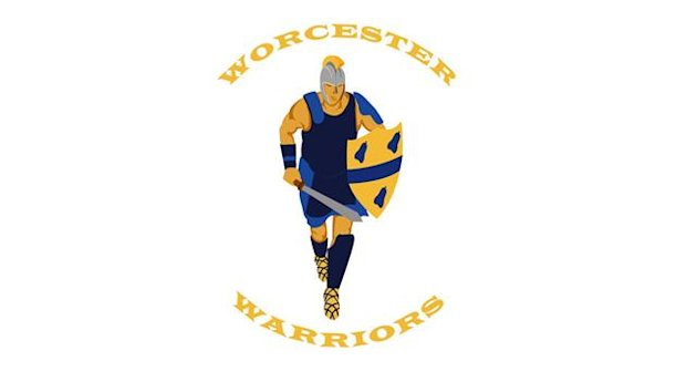 RUGBY Worcester Warriors logo