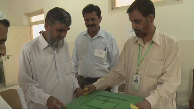 Voting begins in historic Pakistan elections