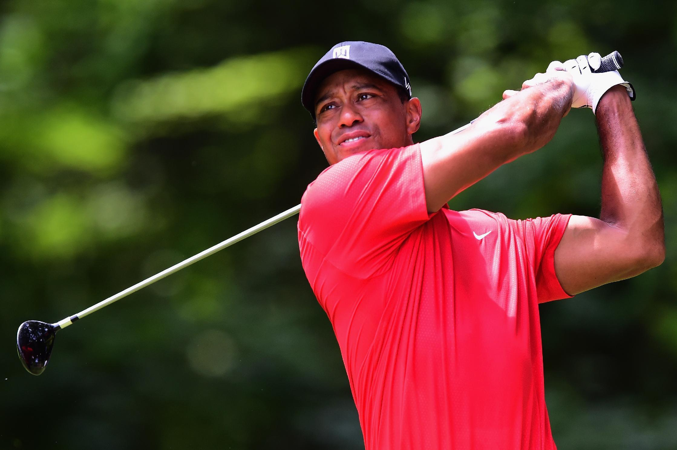 Tiger 'only going to get better', says niece