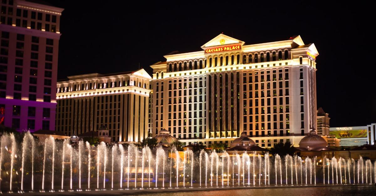 The Best Resort Casino in Vegas Is Caesar's Palace