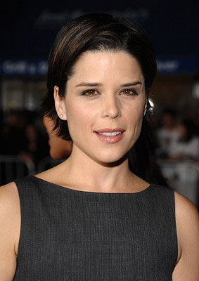 Neve Campbell at the Westwood premiere of Miramax Films' Gone Baby Gone