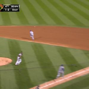 White Sox turn two