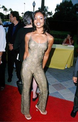 Premiere: Tamala Jones at the Hollywood premiere of Paramount's The Original Kings of Comedy - 8/10/2000