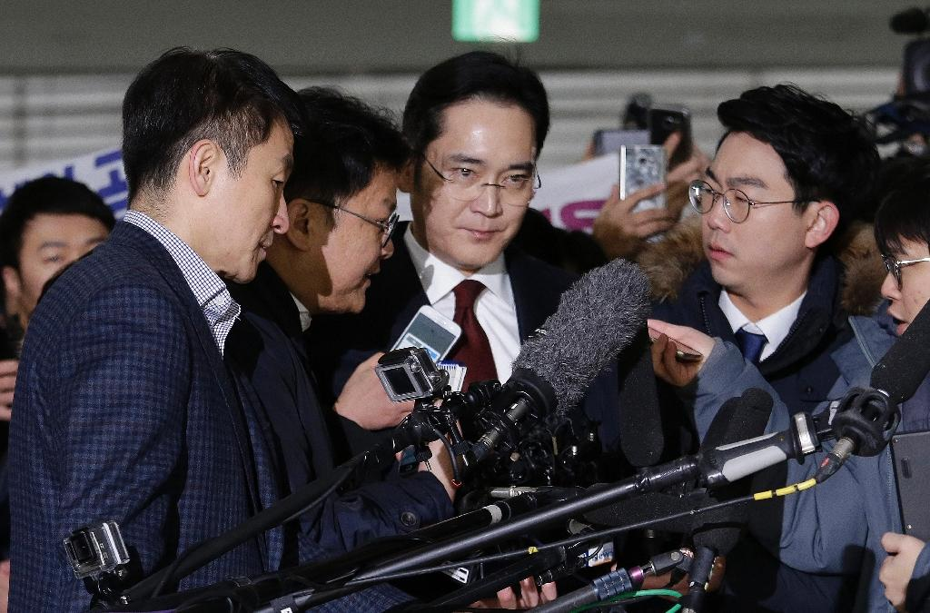 Money and power: Samsung embroiled in S. Korea scandal