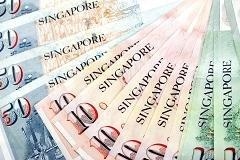 Singapore dollar still draws safe haven seekers