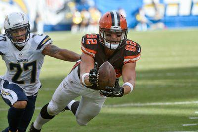 Gary Barnidge has big Week 4, Browns TE can be had on most fantasy waiver wires