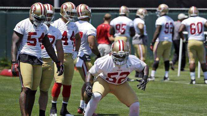 New 49ers tackle Jonathan Martin back from illness