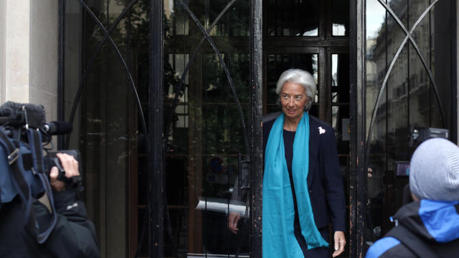 IMF chief Lagarde in court in fraud probe