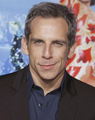 Ben Stiller at the Los Angeles premiere of DreamWorks Pictures' Blades of Glory
