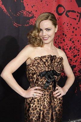 Melissa George at the Los Angeles premiere of Columbia Pictures' 30 Days of Night