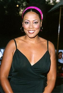 Lela Rochon at the Universal City premiere of Universal's Nutty Professor II: The Klumps