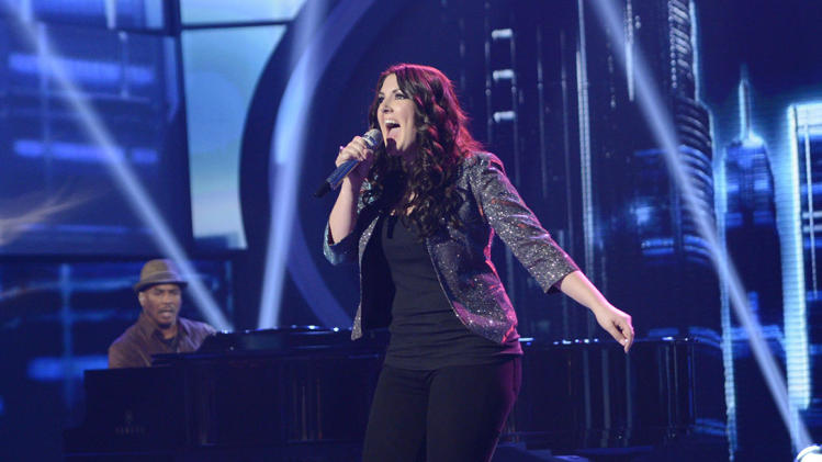 """American Idol"" Top 8 - Kree Harrison"
