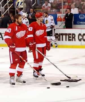 Detroit Red Wings: Is Darren Helm Finally Returning to His Old Self?