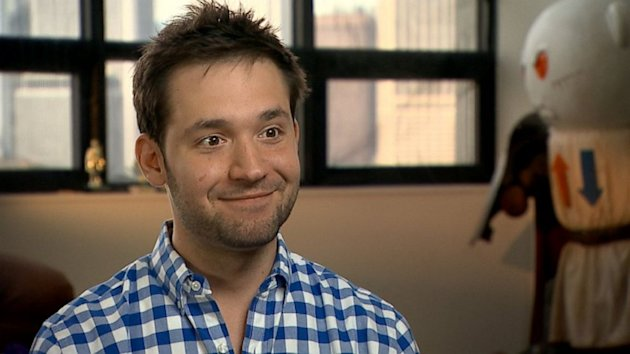 Reddit Co-founder to Future Internet Entrepreneurs: 'Just Launch' (ABC News)