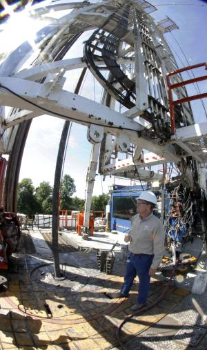Gas drilling presents Obama with historic choices