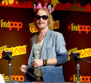 Macaulay Culkin Looks Healthier Than Ever at Rare Appearance in NYC: Picture