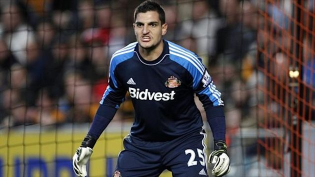 Vito Mannone (PA Photos)