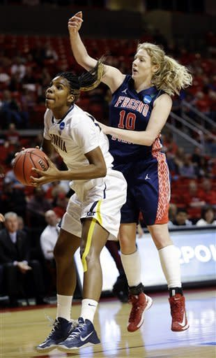 Cal upends Fresno St 90-76 in NCAA 1st round