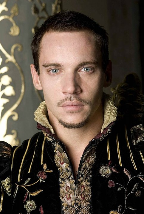 Jonathan Rhys Meyers stars as Henry VIII in The Tudors.
