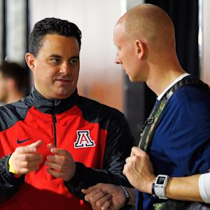 Coaching friends face off for Arizona, Xavier