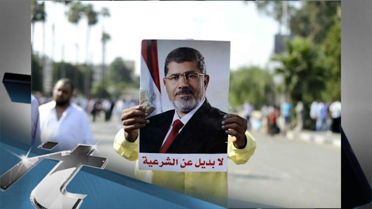 Cairo Breaking News: Egypt: Head of Muslim Brotherhood and Deputy Chief Arrested